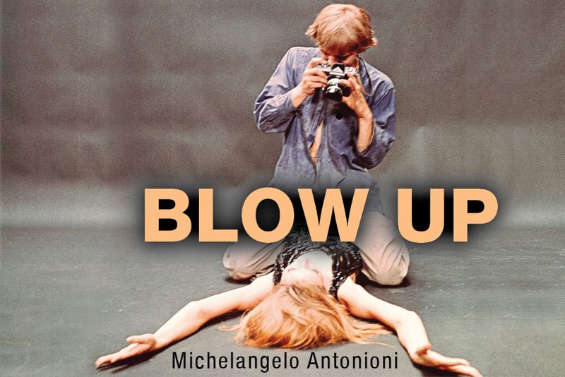 Blow Up / Michelangelo Antonioni - ARTENS Cinema Nights